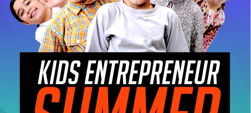 The Kids Entrepreneurship SummerProgram